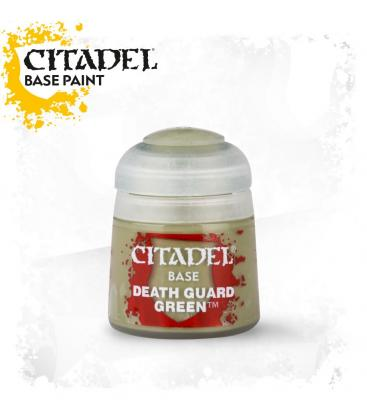 Pintura Citadel: Base Death Guard Green