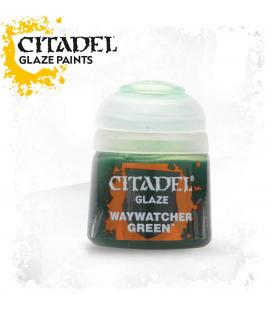 Pintura Citadel: Glaze Waywatcher Green