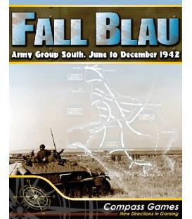 Fall Blau: Army Group South, June to December 1942 (Inglés)
