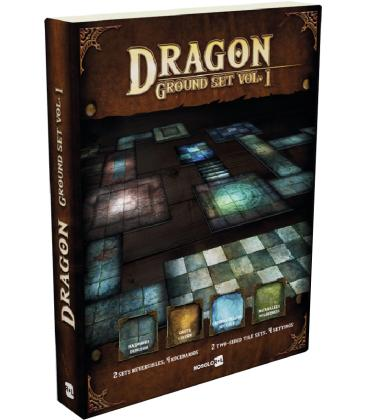 Dragon Ground Set: Vol 1