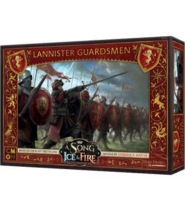 Canción de Hielo y Fuego: Guardias Lannister