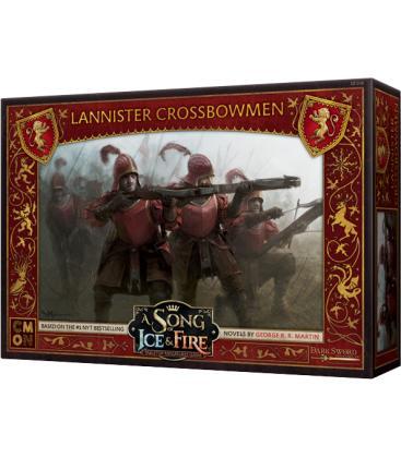 Canción de Hielo y Fuego: Ballesteros Lannister