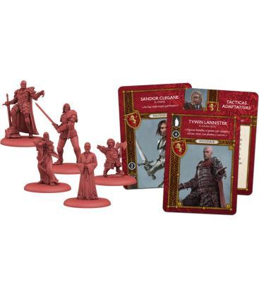 Canción de Hielo y Fuego: Héroes Lannister I