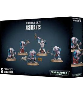 Warhammer 40,000: Genestealer Cults (Aberrants)