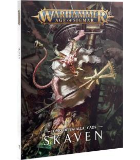 Warhammer Age of Sigmar: Skaven (Tomo de Batalla)
