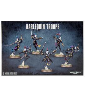 Warhammer 40,000: Harlequins Harlequin Troupe