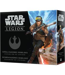 Star Wars Legion: Señalizadores Rebeldes