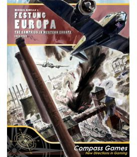Festung Europa: The Campaign for Western Europe, 1943-1945 (Inglés)