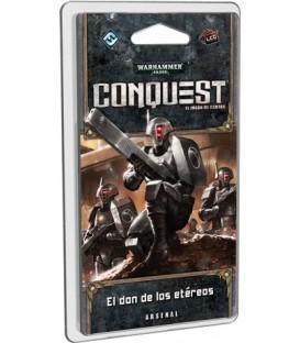 Warhammer 40.000: Conquest - El Don de los Etéreos / Ciclo Señor de la Guerra 3