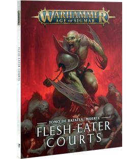 Warhammer Age of Sigmar: Tomo de Batalla Flesh-Eater Courts