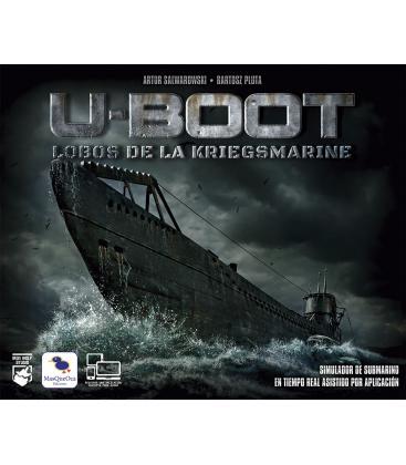 U-Boot: Lobos de la Kriegsmarine