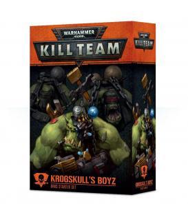 Warhammer Kill Team: Krogskull Boyz (Caja de Inicio Orks) (Inglés)