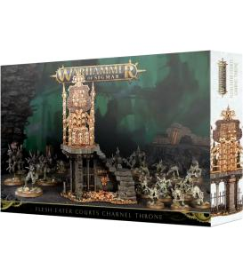 Warhammer Age of Sigmar: Flesh-Eater Courts Charnel Throne