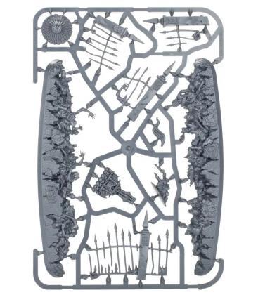Warhammer Age of Sigmar: Hechizos Permanentes Flesh-Eater Courts