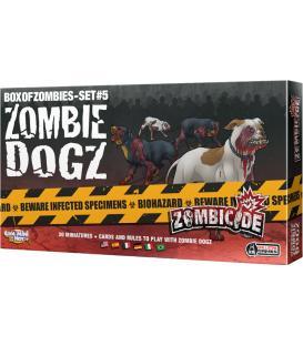 Zombicide Set 5: Zombie Dogz