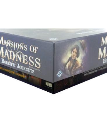 Las Mansiones de la Locura: Viajes Escalofriantes (Foam Tray Set)