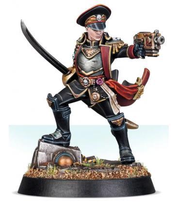 Warhammer 40,000: Astra Militarum Severina Raine