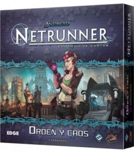 Android Netrunner: Orden y Caos