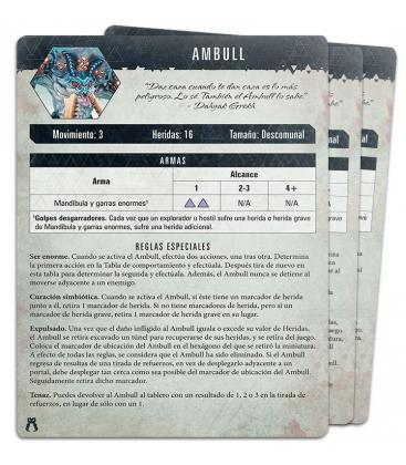 Warhammer Quest Blackstone Fortress: El Temible Ambull