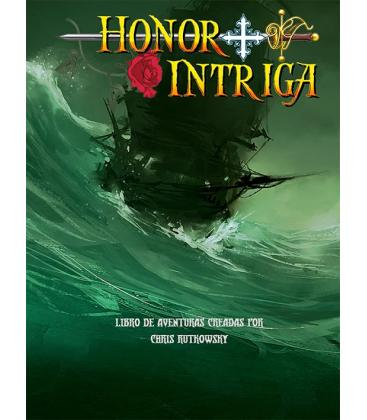Honor + Intriga: Libro de Aventuras