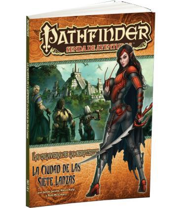 Pathfinder: La Calavera de la Serpiente 3 (La Ciudad de las Siete Lanzas)