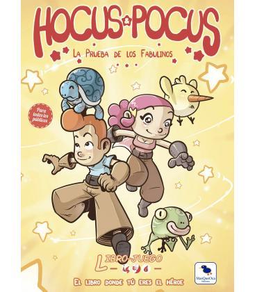 Libro-Juego 5 - Hocus-Pocus