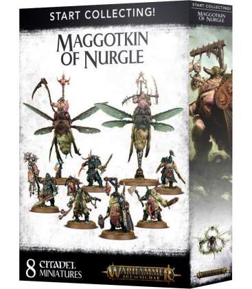 Warhammer Age of Sigmar: Start Collecting! Maggotkin of Nurgle