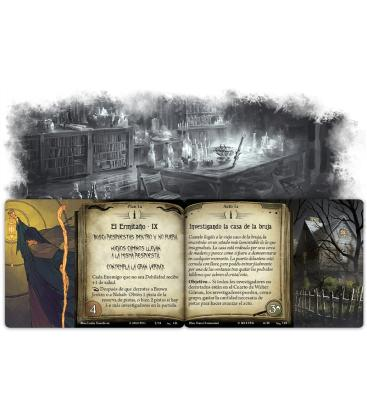Arkham Horror LCG: El Nombre Secreto / El Círculo Roto 1