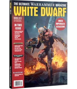 White Dwarf: March 2019 (Inglés)