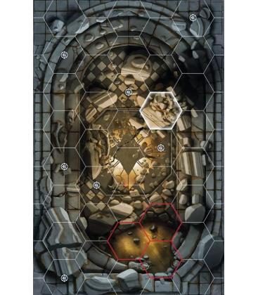 Warhammer Underworlds Nightvault: Pack de Tableros Cámaras Prohibidas