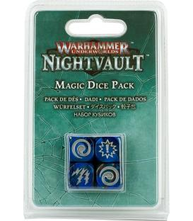 Warhammer Underworlds Nightvault: Magic (Pack de Dados)