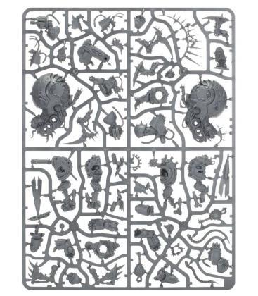 Warhammer 40,000: Lanzasombría (Choques entre Fe y Furia en el 41º Milenio)