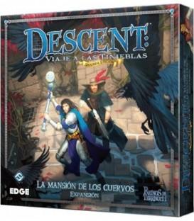 Descent: La Mansión de los Cuervos