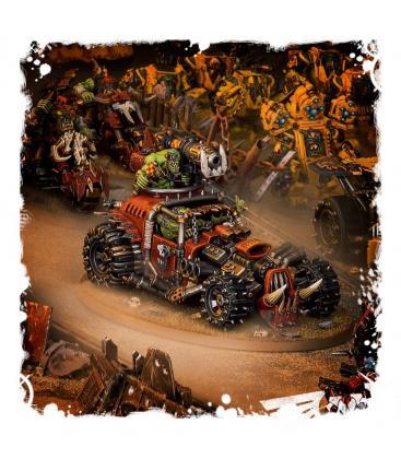 Warhammer 40,000: Orks Kustom Boosta-Blasta