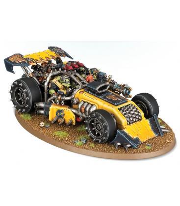 Warhammer 40,000: Orks Shokkjump Dragsta