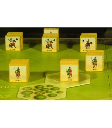 Commands & Colors: Napoleonics Exp. 1 - The Spanish Army