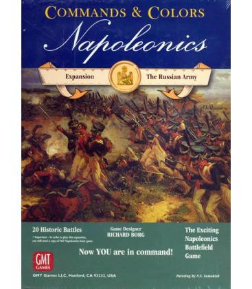 Commands & Colors Napoleonics Exp. 2 - The Russian Army
