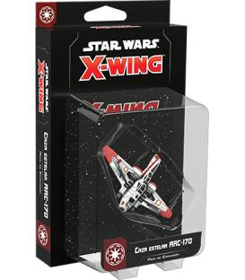 Star Wars X-Wing 2.0: Caza Estelar ARC-170