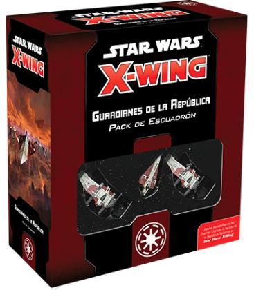 Star Wars X-Wing 2.0: Guardianes de la República