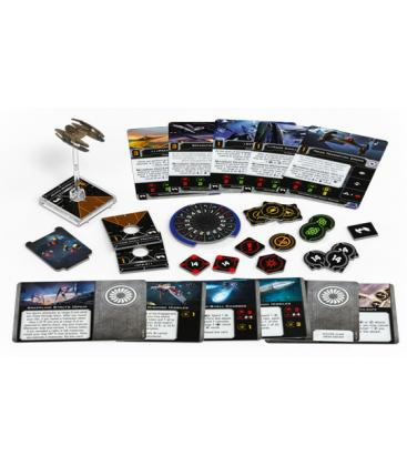 Star Wars X-Wing 2.0: Caza Droide Clase Buitre