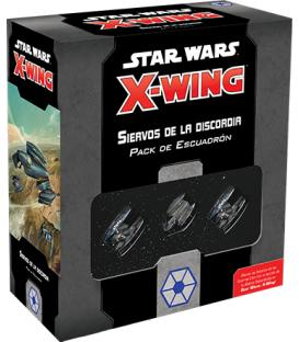 Star Wars X-Wing 2.0: Siervos de la Discordia