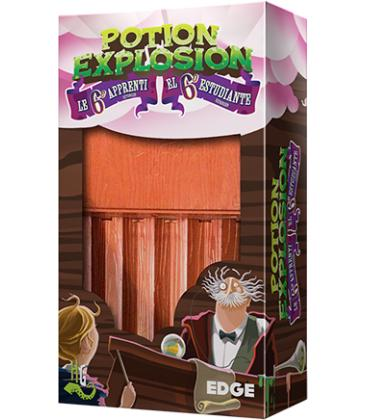 Potion Explosion: El Sexto Estudiante