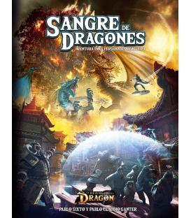 El Resurgir del Dragón: Aventuras de Voldor 4. Sangre de Dragones