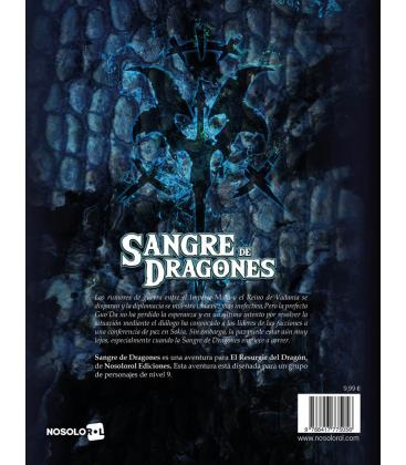 El Resurgir del Dragón: Sangre de Dragones