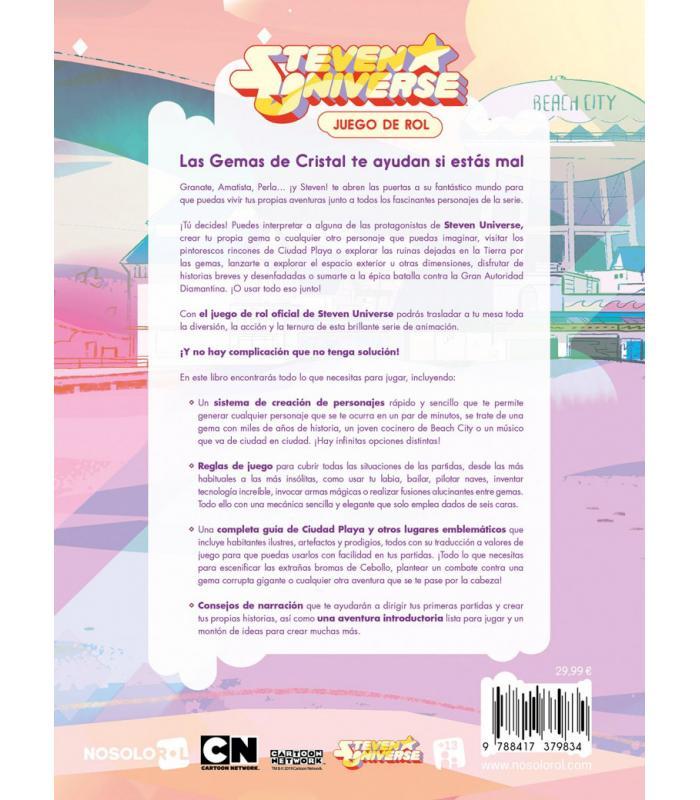 Steven Universe y las Gemas de Cristal Mathom Store S.L.