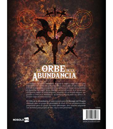 El Resurgir del Dragón: El Orbe de la Abundancia