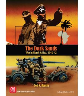 The Dark Sands: War in North Africa, 1940-42 (Inglés)