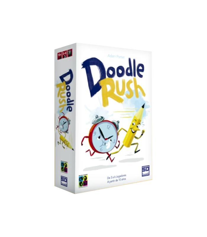 Nuevas incorporaciones de juegos por colaboración con editoriales Doodle-rush