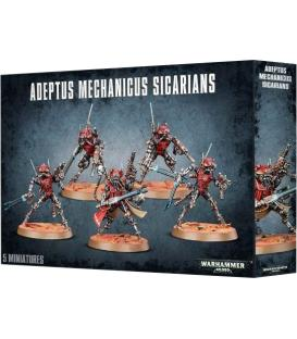 Warhammer 40,000: Adeptus Mechanicus (Sicarians)