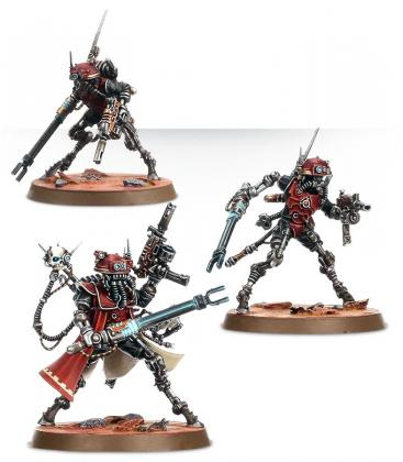 Warhammer 40,000: Adeptus Mechanicus Sicarians